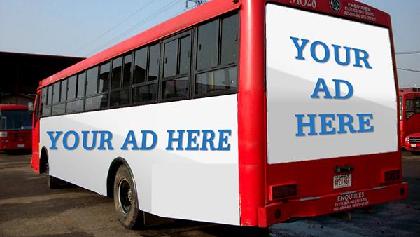LagBUS/BRT Mobile/Transit Advertising