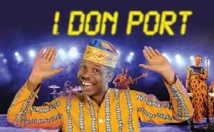 I don port