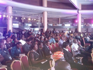 Participants at the ASE2014 Conference Photo credit: #ASE2014
