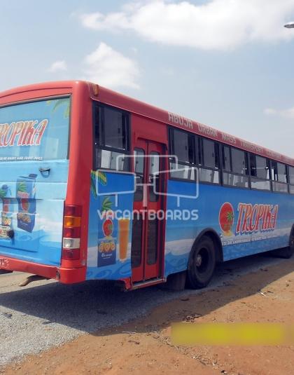 Abuja Urban Metro Advertising