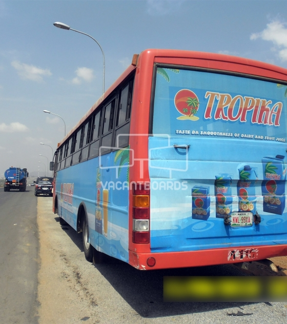 Abuja Urban Transit Advertising