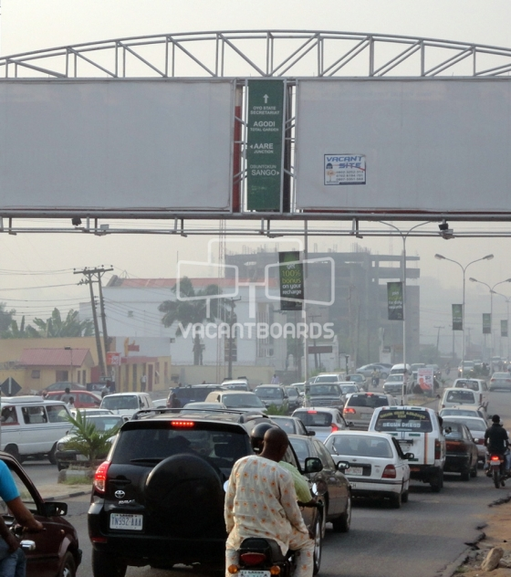 Gantry Billboard – Bodija, Ibadan