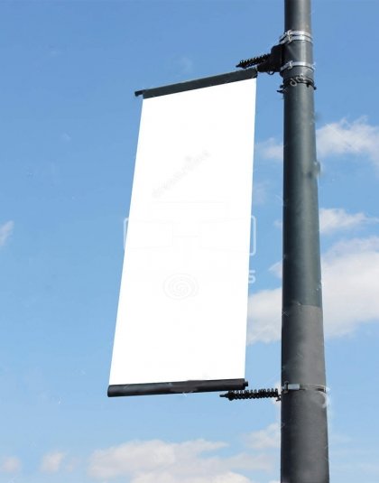 Lamp Post – Admiralty Road Lekki, Lagos