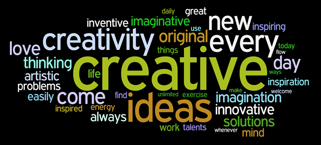 Creativity Ad