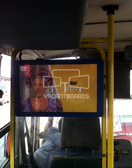 In-transit Advertising