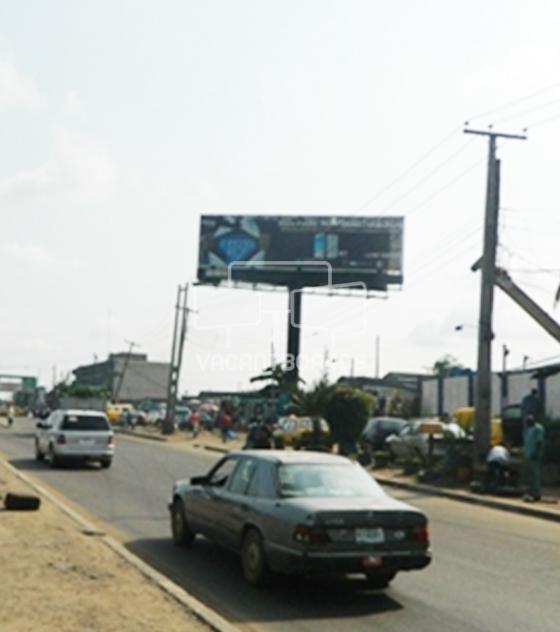 Landscape Unipole, Lagos