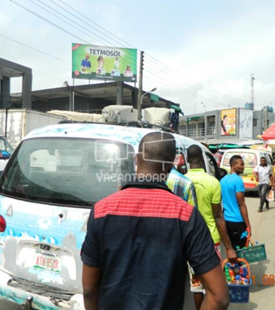 Rooftop Billboard, Lagos