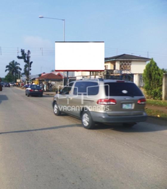 Super 48 Sheet Billboard, Odukpani Road