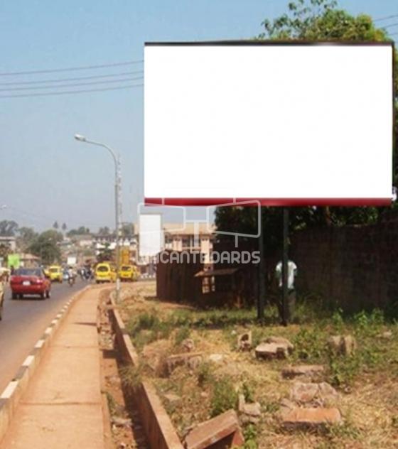 48 Sheet Billboard, Anang/Garaki Road Enugu