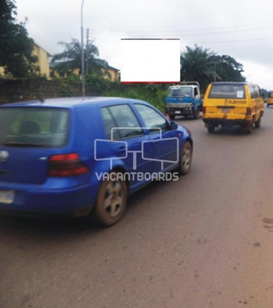 48 Sheet Billboard, Enugu