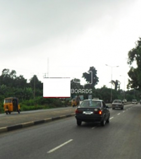48 Sheet Billboard, Udo Umana Road, Akwa Ibom