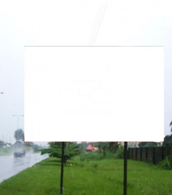48 Sheet Billboard, Umana Road