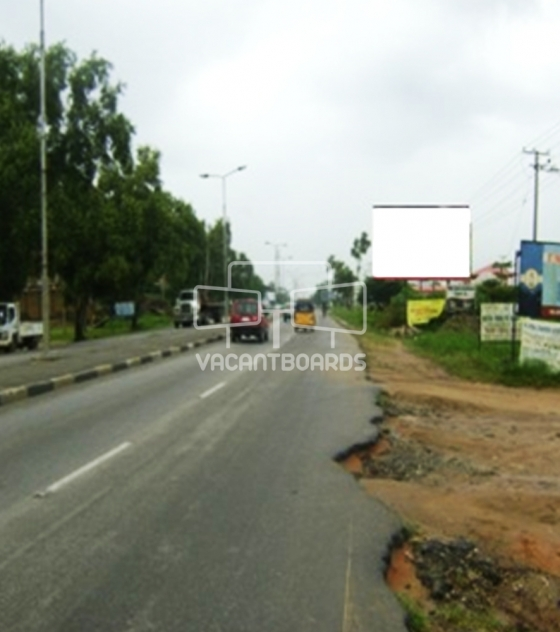 48 Sheet Billboard, Aka Roundabout