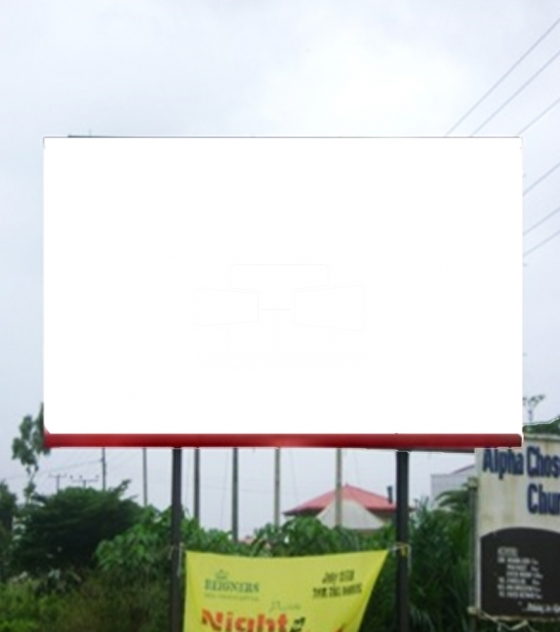 48 Sheet Billboard, Asa Roundabout