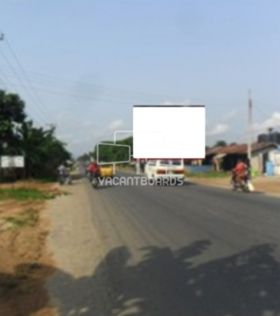 48 Sheet Billboard, Ikot Ekpene