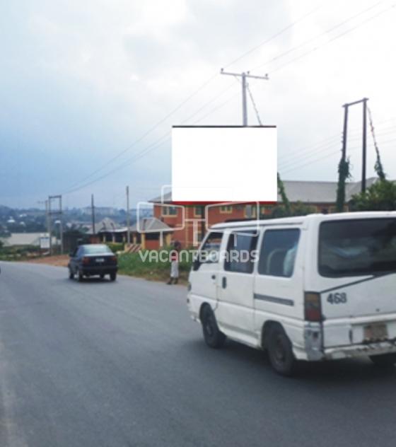48 Sheet Billboard, Ikot Ekpene Road