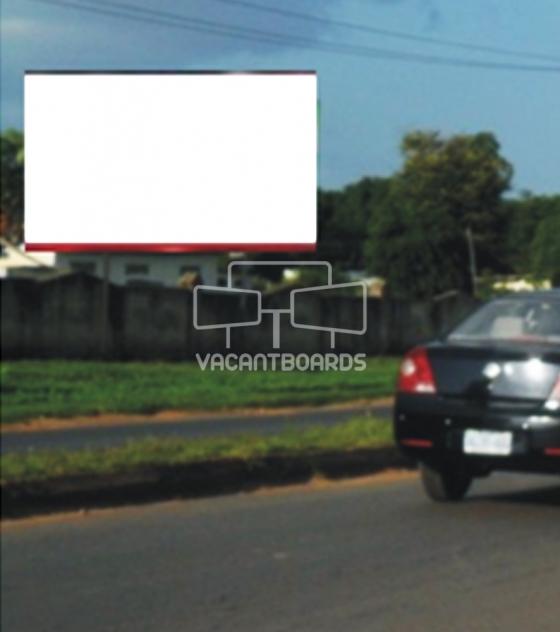 48 Sheet Billboard, ABU Main Gate