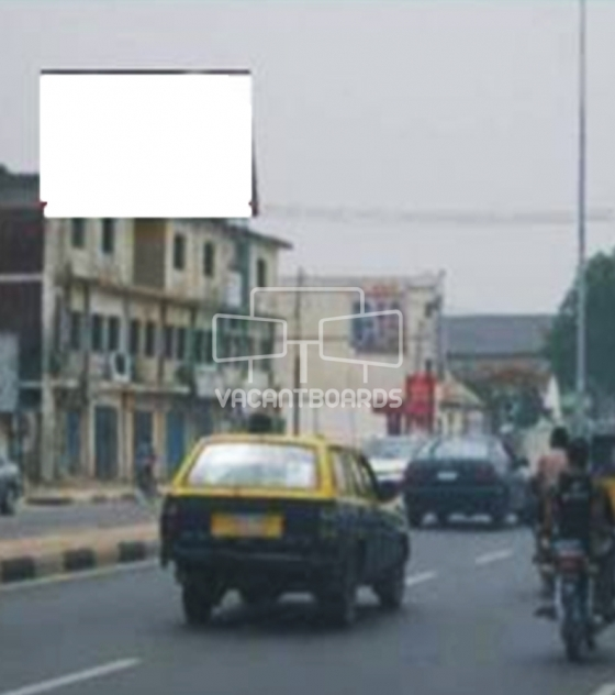 Rooftop Billboard, Tiwo Road