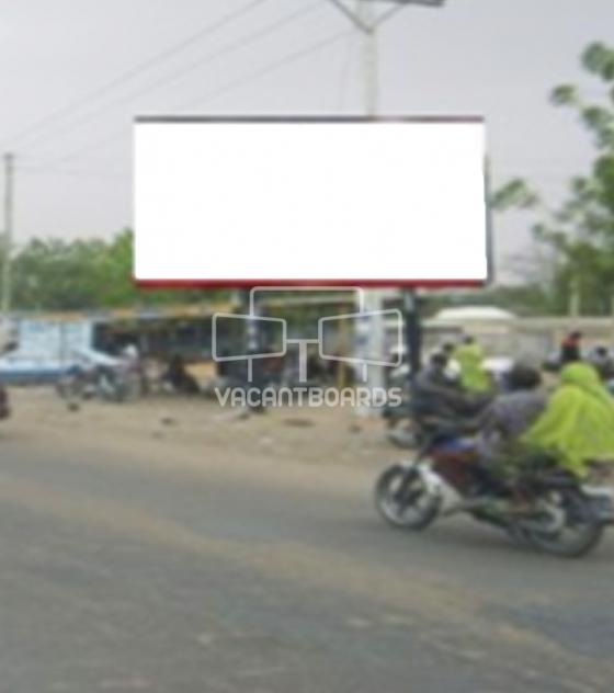 48 Sheet Billboard, Maiduguri