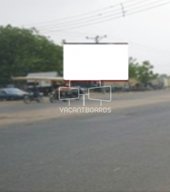 48 Sheet Billboard, Maiduguri