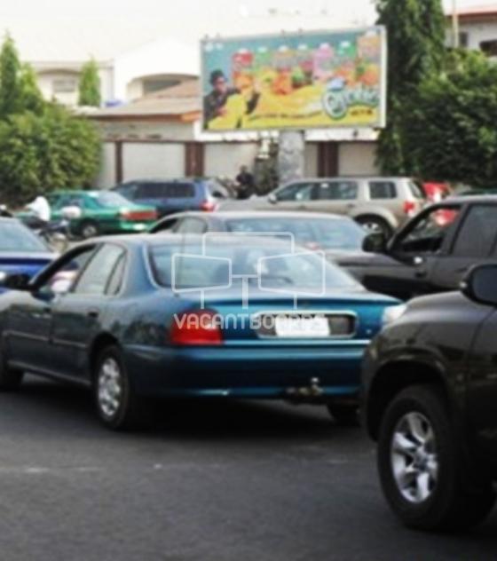 Ultrawave Billboard, Ahmadu Bello Way, Abuja
