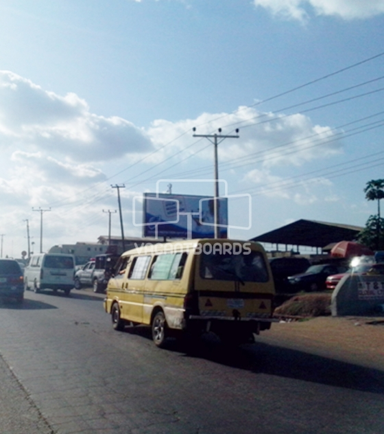 48 Sheet Billboard, Ibadan