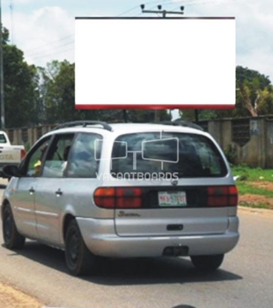 48 Sheet Billboard, Kaduna