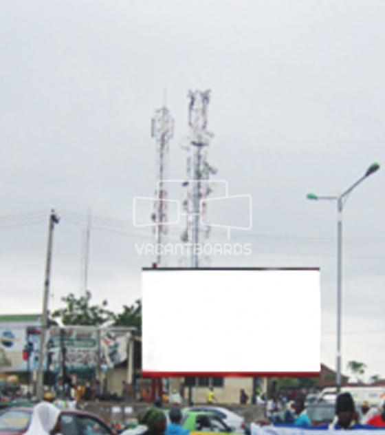 48 Sheet Billboard, Ilorin