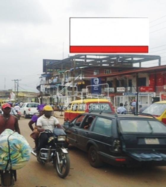 Rooftop Billboard, Benin