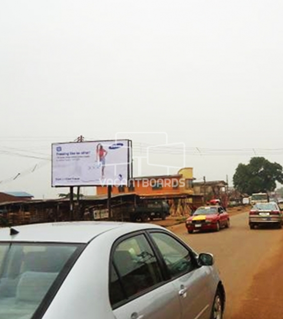 48 Sheet Billboard, Benin