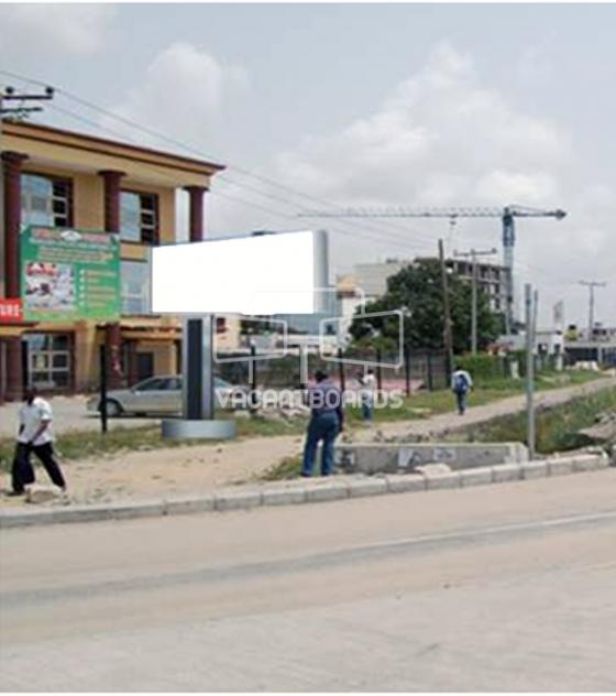 48 sheet billboard, Lekki