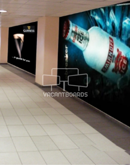 Backlit Billboard, MMA 2
