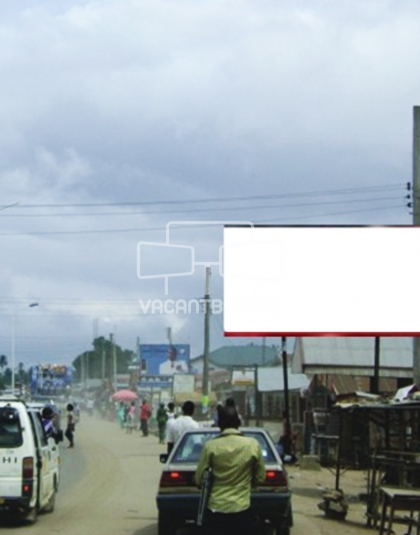 48 Sheet Billboard, Portharcourt