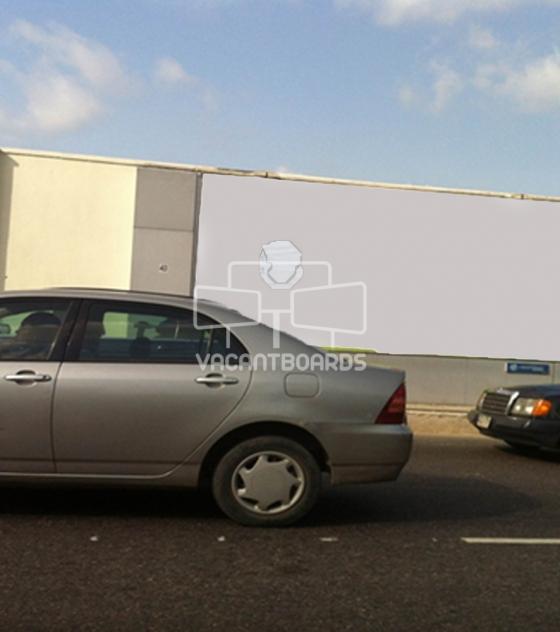 Wall Mount Billboard, Lekki