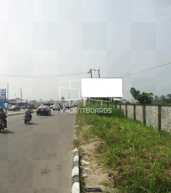 48 Sheet Billboard, Warri