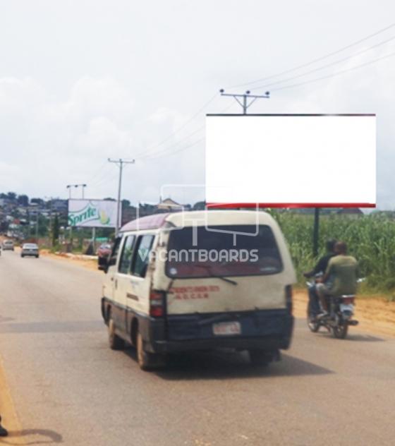 48 Sheet Billboard, Anambra