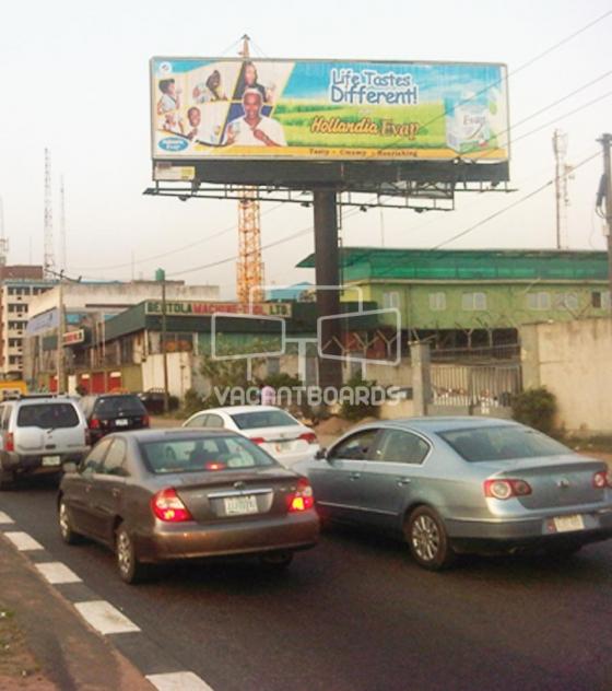 Landscape Unipole – Ikorodu Road, Lagos