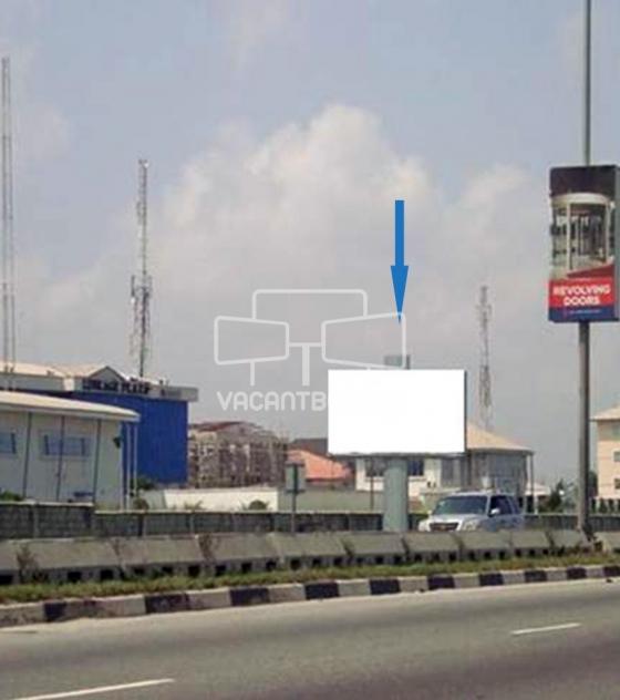 Backlit Billboard, Lekki, Lagos