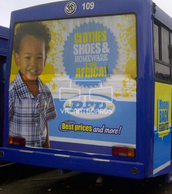 BRT Transit Advertising