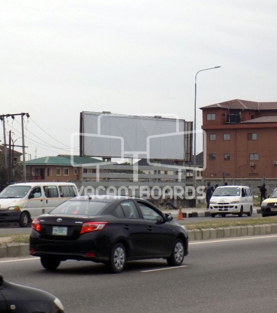 Bulletin Billboard, Lekki Epe Expressway