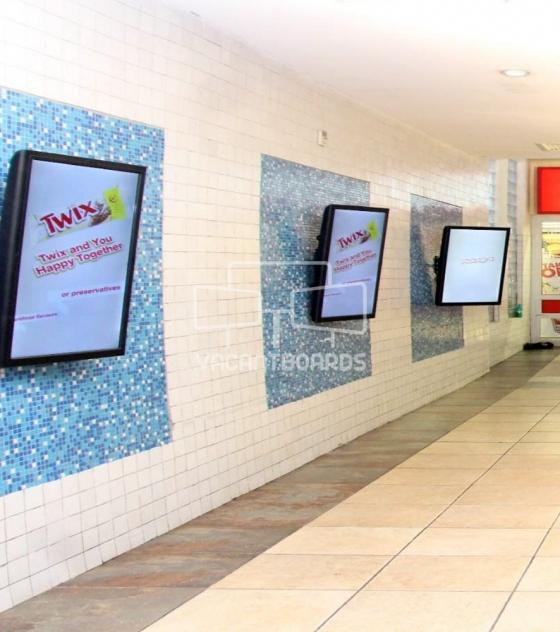 digital screen adeniran ogunsanya mall