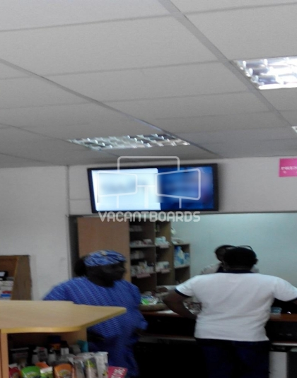 digital screen lafayette mall VI