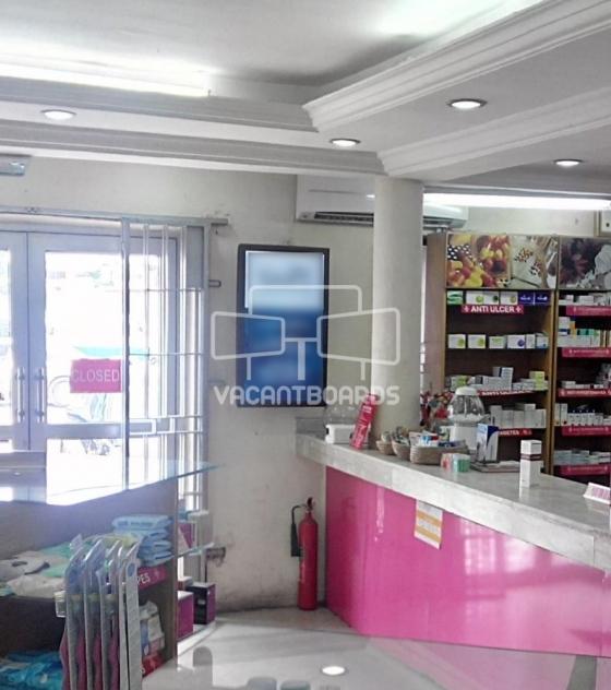 digital screen medplus keffi ikoyi