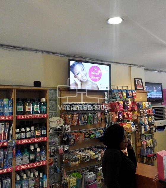 digital screen medplus saka tinubu