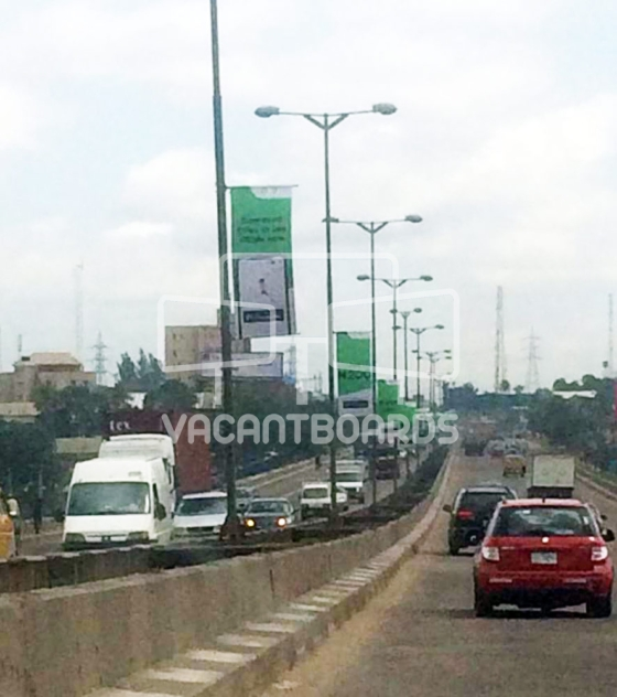 Lamp Posts – Ikorodu Road, Lagos