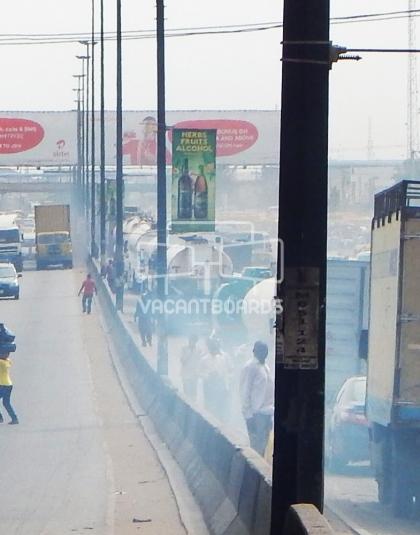 Lamp post, Apapa-Oshodi, Lagos