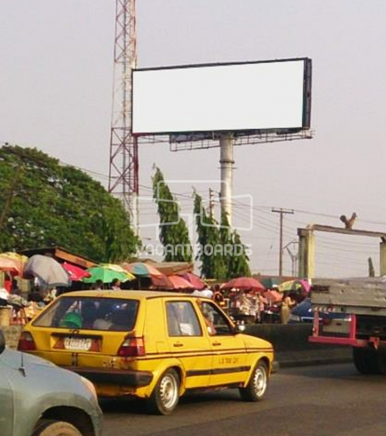 Landscape Unipole – Alakuko Agbado, Lagos