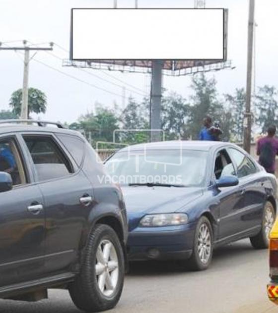 Landscape Unipole – Daleko Police Station Isolo, Lagos
