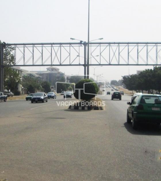 Gantry – Ahmadu Bello Way, Abuja