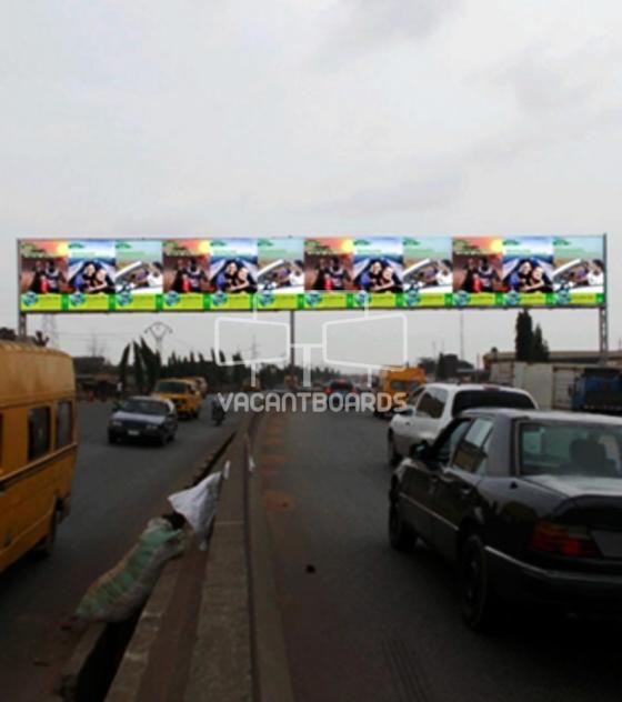 Gantry – Ijaye Road, Lagos